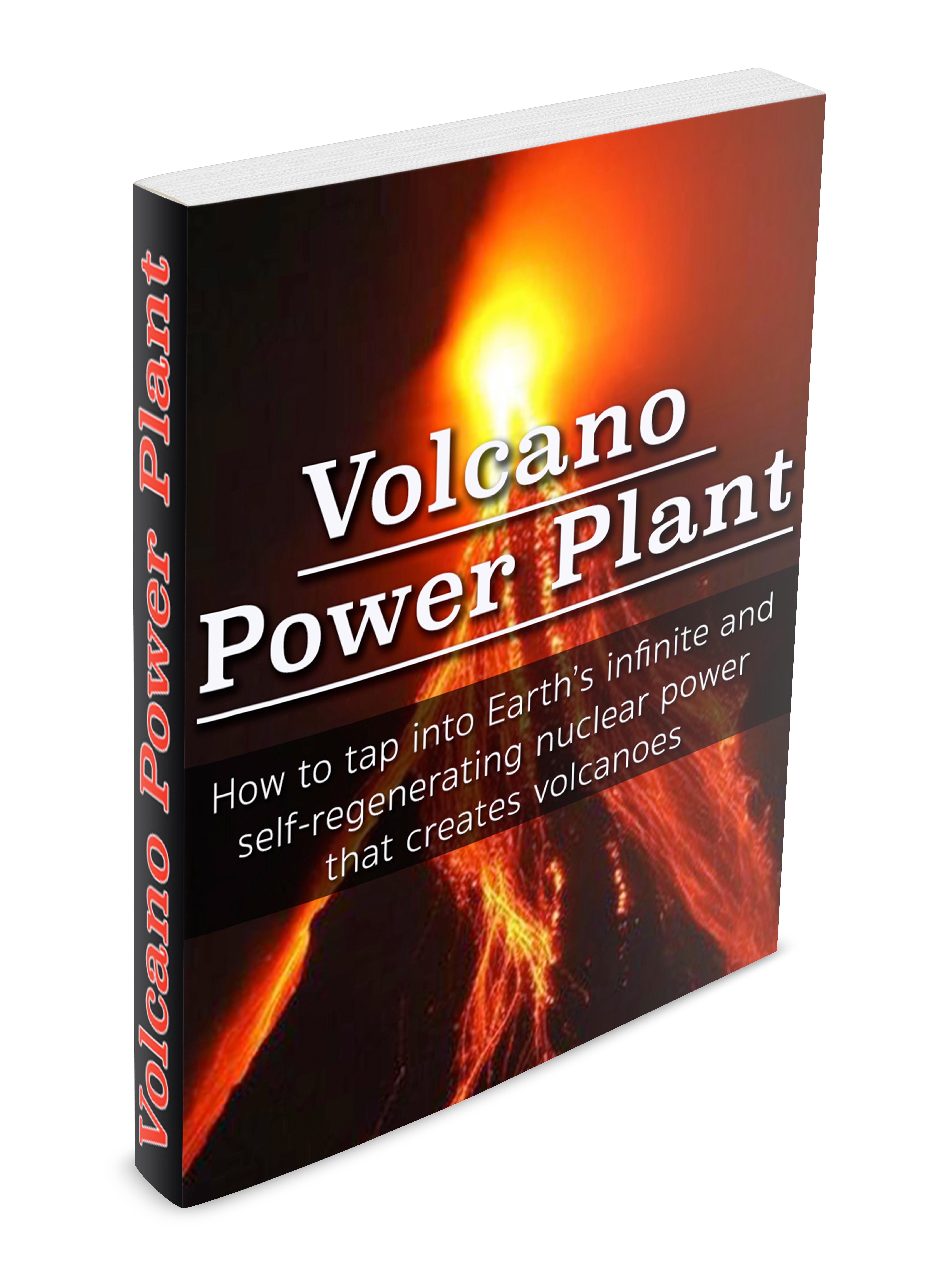 Volcano Power Plant Book